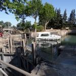 Début du Canal qui donne sur l'Hérault