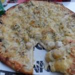 """Excellente pizzeria à Avignonet """"Pizzas REG"""" surtout celle aux coquilles Saint-Jacques !"""