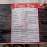 Et voici le menu si vous n'aimez pas les Saint-Jacques !