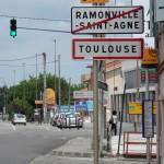 Arrivée à Toulouse