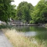 Fin du canal du Midi et début du canal de la Garonne