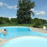 Superbe piscine du camping municipal