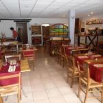 Salle du Restaurant Les Ecuries à Aiguillon
