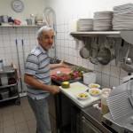 Derniers conseils de cuisine du prof à Gaby de l'école Hôtelière de Bonneville
