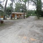 Réception du camping de la Hure