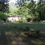 Habitation des propriétaires du camping