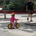 Cycliste en herbe dès 2 ans !